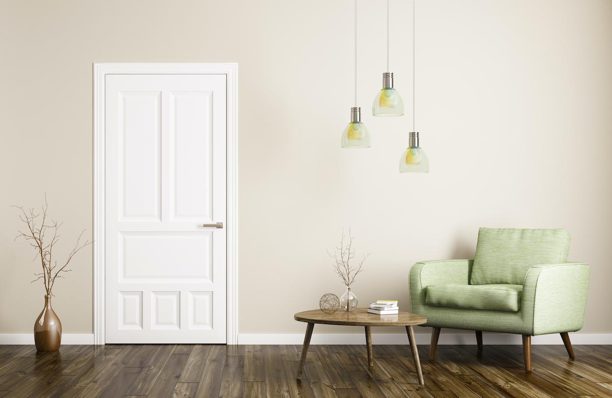 minimalistic home interior